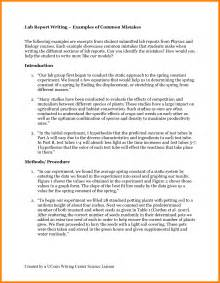Report Writing Structure For Students by 8 Business Report Exle For Students Buyer Resume