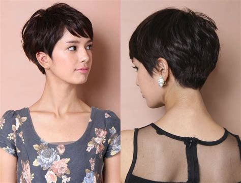 2017 Hairstyles For Pictures by Vibrant Layered Pixie Haircuts 2017 Hairdrome