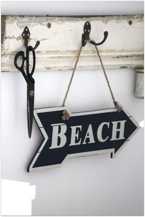 beach signs home decor a beachy life beach house decor