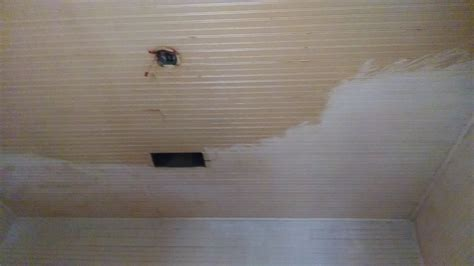 Cleaning Ceiling Tiles Stains - how to cover nicotine stains on ceilings www