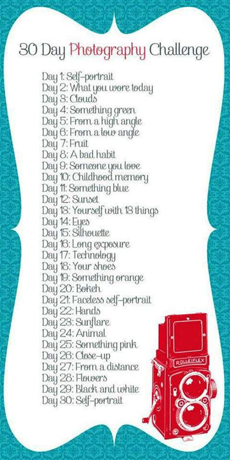 photo themes list 30 day photography challenge 2 1 3 1 startsateight