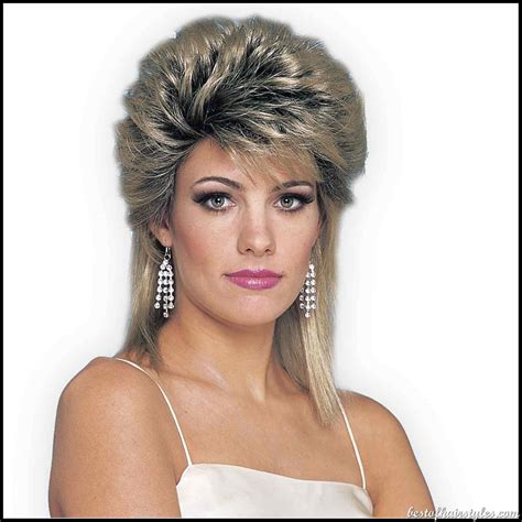 hair styles for women in there 80s what are 1980s hairstyles hairstyles4 com