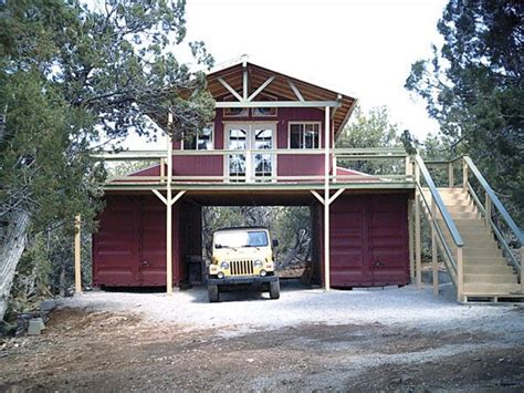 Barn Made From Conex Units Container Homes Pinterest House Ideas Middle And House