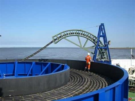 Modular Carousel vsmc mobilizes oceanteam s new modular carousel system subsea world news