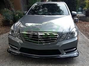 Mercedes Carbon Fiber Mercedes W212 E Class Carbon Fiber Parts E250 E350 E550