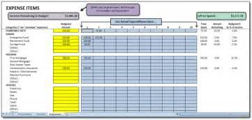 Dave Ramsey Budget Excel Template Cash Flow Budget Spreadsheet Moneyspot Org