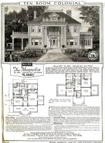 Sears Catalog Homes Floor Plans Sears Roebuck Bungalow Floor Plans Trend Home Design And
