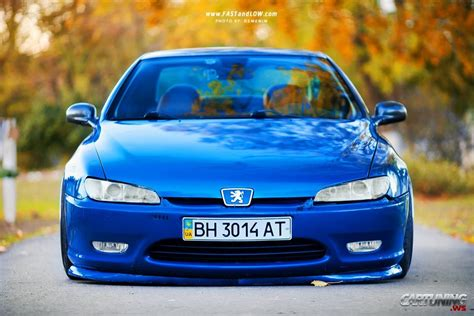 peugeot 406 coupe stance stanced peugeot 406 coupe front