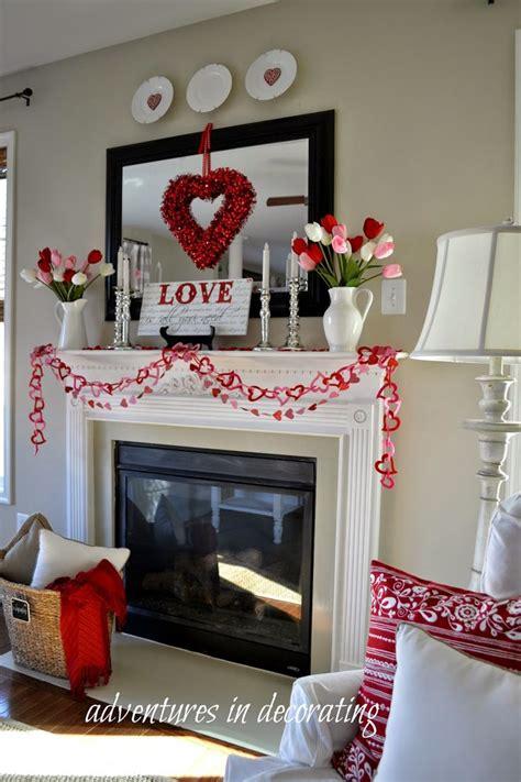 valentine decorations ideas  pinterest diy