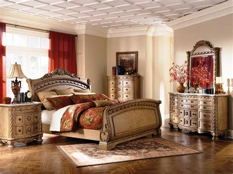ashley north shore bedroom set north shore king size poster canopy bed from millennium by