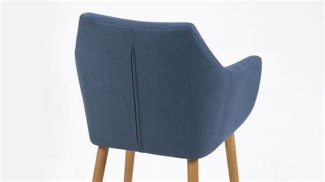 stuhl nora stuhl nora armlehnstuhl sessel in vintage stoff dunkelblau