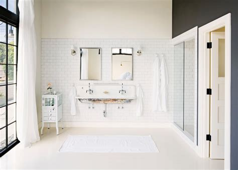 bathroom division division street industrial bathroom portland by emerick architects