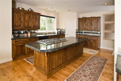 wood kitchen cabinets with wood floors 52 enticing kitchens with light and honey wood floors
