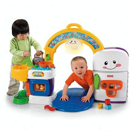 fisher price laugh learn kitchen
