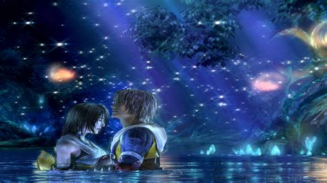 wallpaper animasi final fantasy final fantasy x wallpapers wallpaper cave