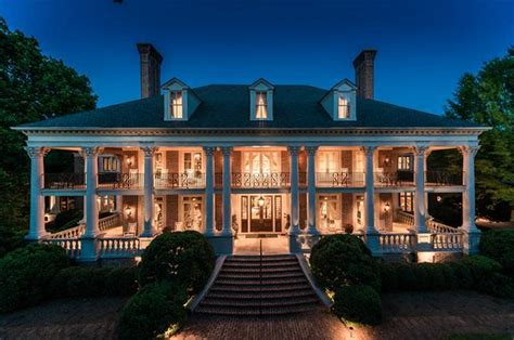 At Home Nashville by 16 3 Million Newly Listed Plantation Style Mansion In