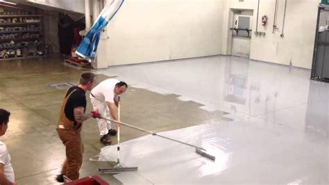 epoxy floor benjamin moore 206 431 3606 youtube