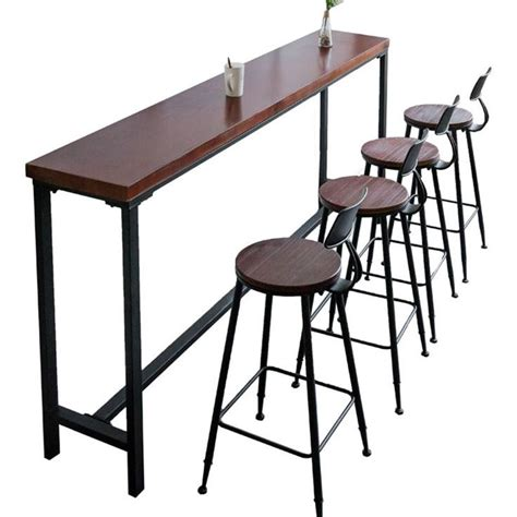 Restaurant Stools And Tables by Best 25 Bar Table Sets Ideas On Kitchen Bar