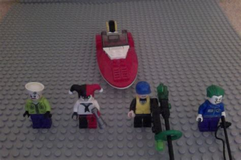 icon boat justice league lego ideas lego justice league the joke boat