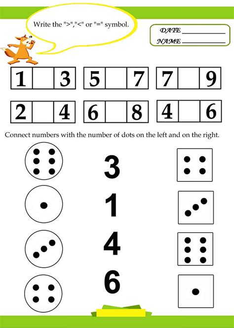 Worksheets For Toddlers Free by Free Math Worksheets For Activity Shelter