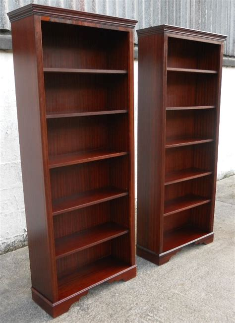 bookcases ideas amazing mahogany bookcase for livingroom