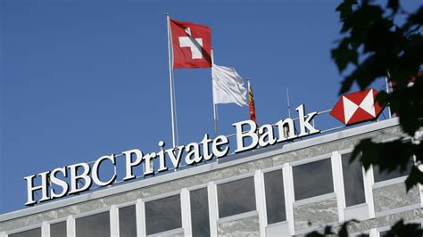 swiss banks hsbc s swiss bank served everyone from alleged
