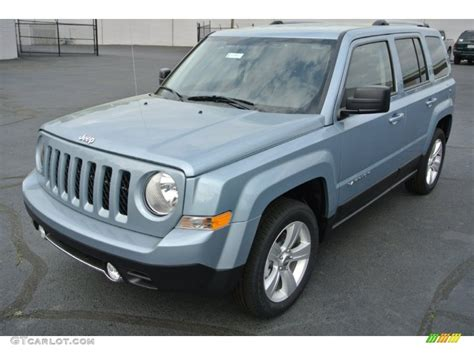 2014 Jeep Colors 2014 Winter Chill Pearl Jeep Patriot Limited 79950232
