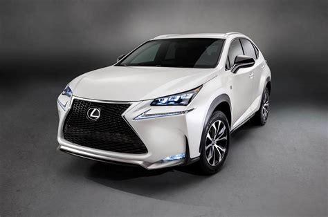 lexus crossover 2016 2016 lexus nx luxury crossover and car photos