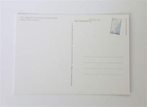 Postkarten Drucken Auf Rechnung by Uhl Media Beispiele F 252 R Karten Und Klappkarten Drucken Lassen
