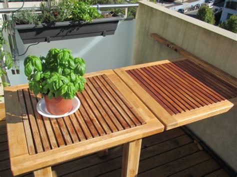 tisch und stühle für balkon der balkon tisch ist ein praktisches m 246 belst 252 ck