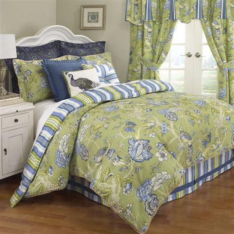 waverly casablanca bedding collection king size comforter set cerami queen  king size
