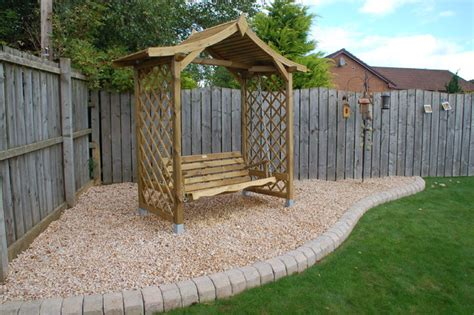 arbour swing seat arbour with swing seat