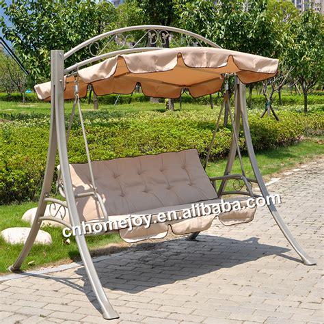 jhula swing home garden jhula swing chair steel garden swing for sale