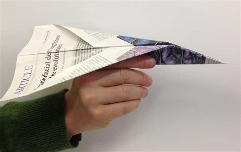 research paper airplanes la ciencia de la mula francis
