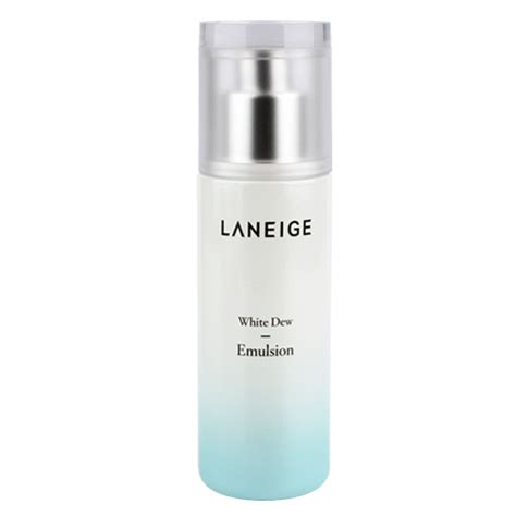 Emulsion Laneige laneige white dew emulsion laneige lotion and emulsion