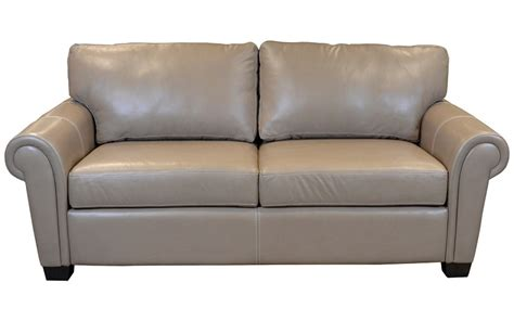 leather sleeper sofas kent size leather sleeper