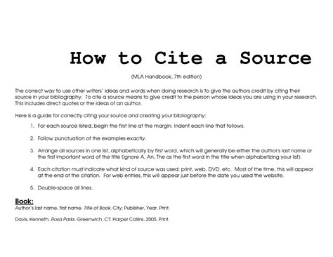 how to write sources for research paper how to cite references in a paperwritings and papers