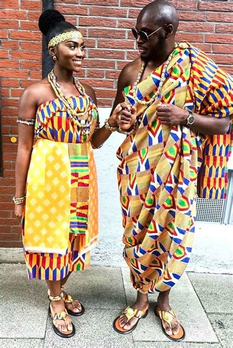 ghana african traditional outfit photo source i do ghana https www instagram com