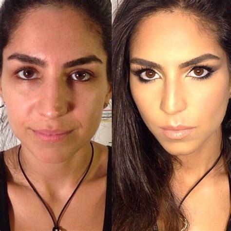 celebrity impersonator and makeup artist zawachin takes 25 b 228 sta celebrity makeup transformation id 233 erna p 229