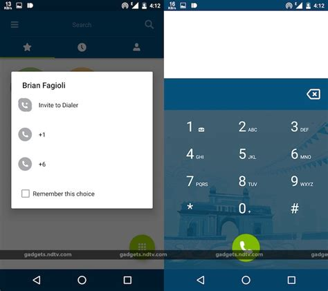 dialer app android details emerge on microsoft s phone dialer app for android windows 10 version on the way neowin