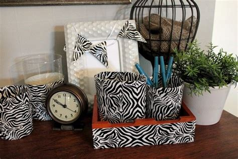 Zebra Desk Accessories Zebra Desk Accessories With Duck 174 The Creek Line House