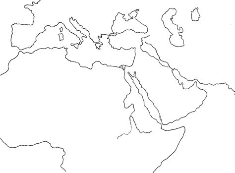 Outline Map Europe And Asia by Index Of Images Bible School Maps