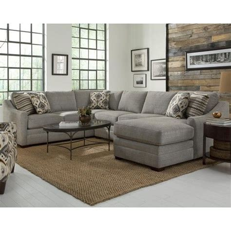 craftmaster sectional sofa craftmaster f9 custom collection customizable four piece