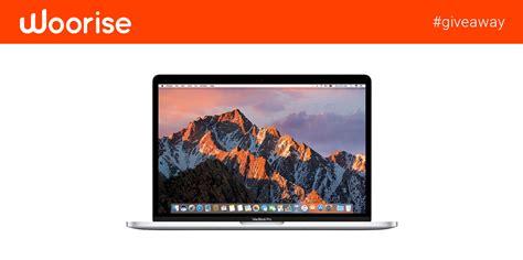 Apple Macbook Pro Giveaway - woorise giveaway win an apple macbook pro