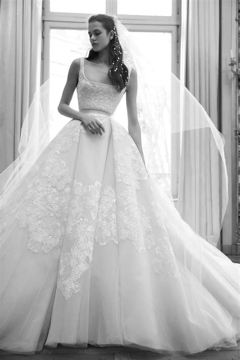 Elie Saab Bridal Spring 2019 Fashion Show   Bridal Spring