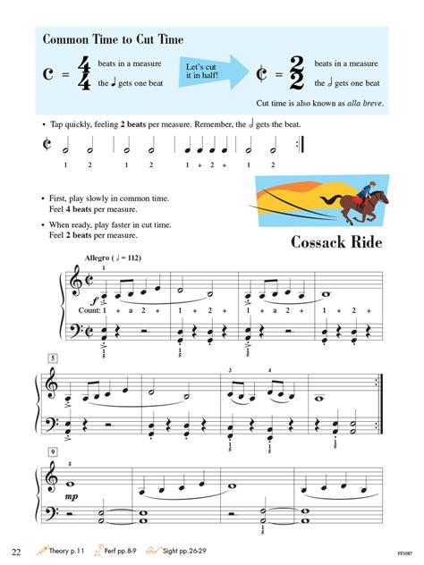 Piano Adventures Technique Book 3a piano adventures 174 level 3a lesson book 2nd edition faber piano adventures