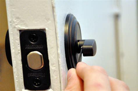 How To Replace Front Door Lock How To Change Your S Front Door Lock And Deadbolt Primer