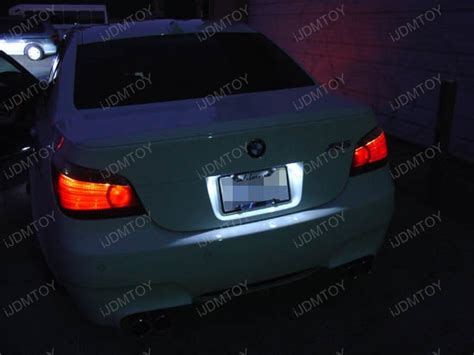 sylvania led license plate light mini bulb 6418 c5w error free led bulbs audi bmw mercedes license