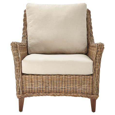 grey wicker club chairs home decorators collection genie grey kubu wicker club arm