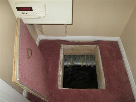 creepy crawl space in closet picture of the spa at